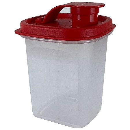 Tupperware Tupper Slim 350ml Vermelho