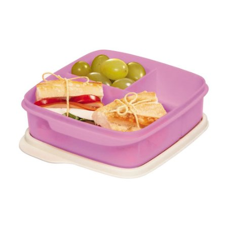 Tupperware Basic Line com Divisórias 550ml