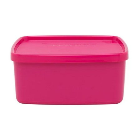 Tupperware Jeitosinho Pink 400ml Freezer