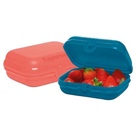 Tupperware Snack Pequeno Kit 2 Peças