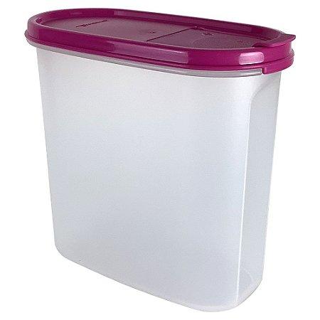 Tupperware Modular Oval Dispenser 1,7 litro Rosa