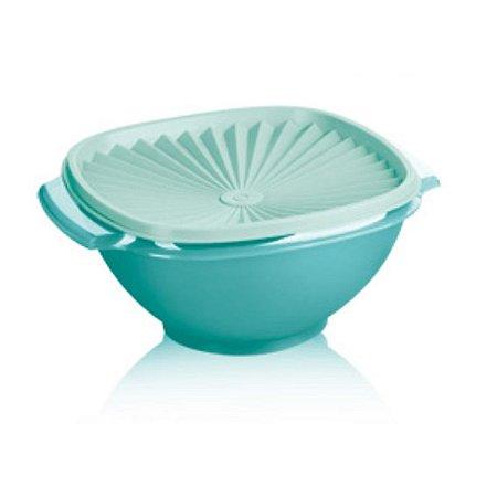 Tupperware Tigela Sensação 1,8 litro Verde Água Céu Azul