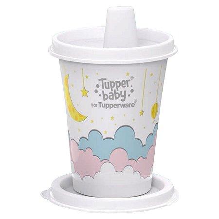 Tupperware Copinho Com Bico Tupper Baby 200ml