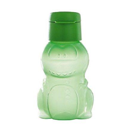 Tupperware Eco Tupper Kids Dino Garrafa de Água Infantil Verde 350ml