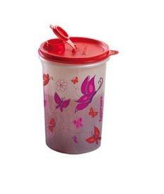 Tupperware Guarda Suco Borboleta 1 litro