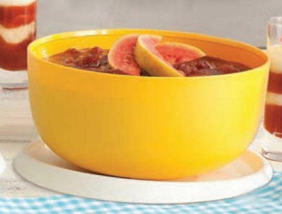 Tupperware Toque Mágico 1,3 litro Amarelo