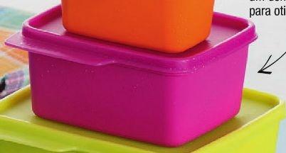 Tupperware Basic Line Neon Rosa 500ml