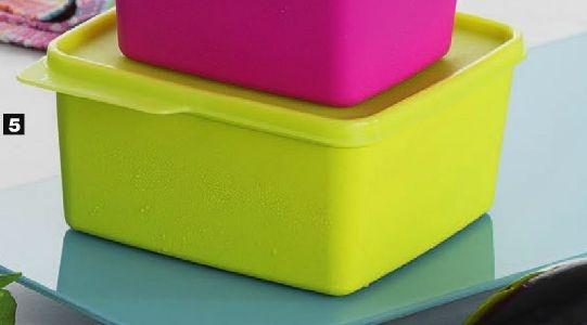 Tupperware Basic Line Neon 1,2 litro Verde Limão