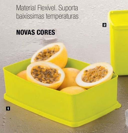 Tupperware Caixa ideal Margarita 1,4 litro
