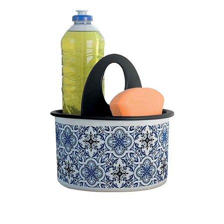 Tupperware Porta Detergente Clean Azulejo