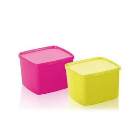 Tupperware Par Perfeito Jeitoso Pink + Margarita 900ml Kit 2 peças