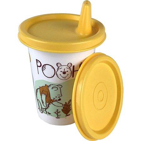Tupperware Copinho com Bico Ursinho Pooh 200ml