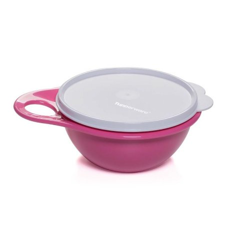 Tupperware Extra Mini Criativa 600ml Rosa