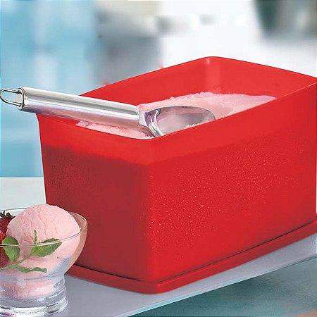 Tupperware Espaçosa 3 litros Tomate