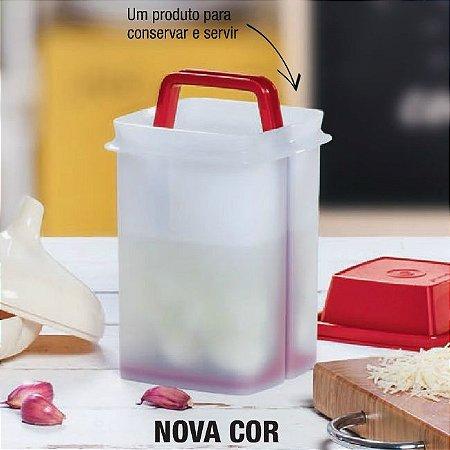 Tupperware Serve Conserva 1,2 litro Vermelho