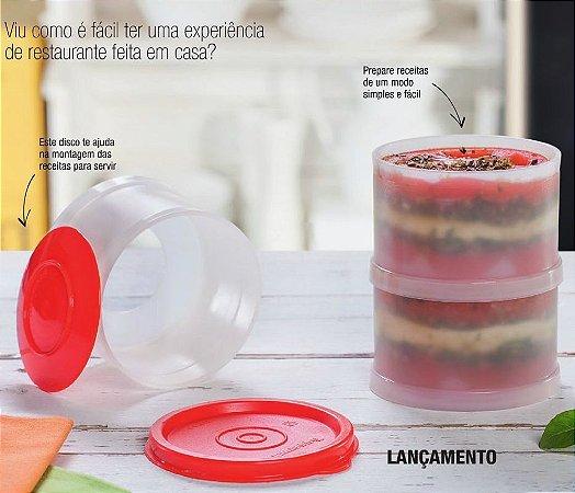 Tupperware Modela Express Vermelho
