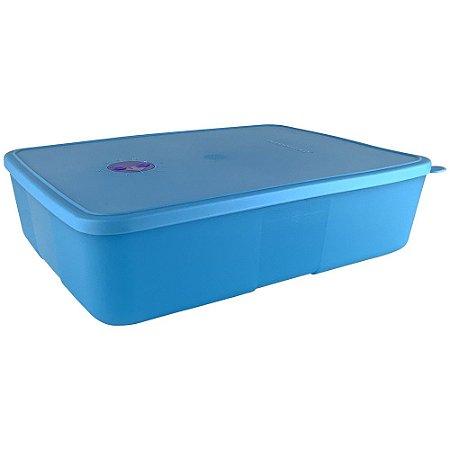 Tupperware Freezertime 3,1 Litros Azul