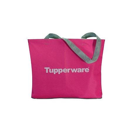 Tupperware Bolsa Pequena do Kit Básico Rosa
