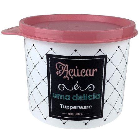 Tupperware Redondinha Açúcar Bistrô 400g