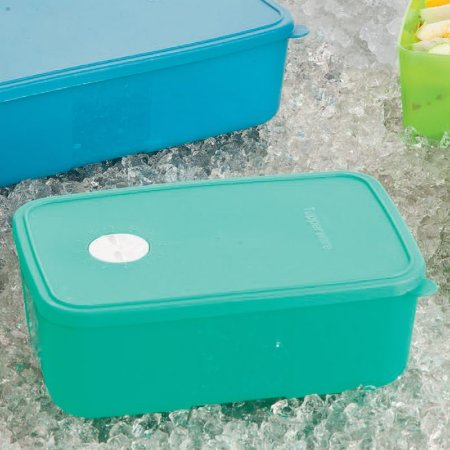 Tupperware Freezertime Turquish 1,5 litros Verde