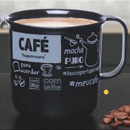 Tupperware Caneca Café PB 350ml