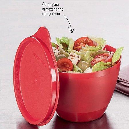 Tupperware Caçulinha 400ml Vermelha