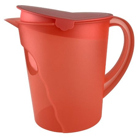 Tupperware Jarra Murano 3,8 litros Vermelha
