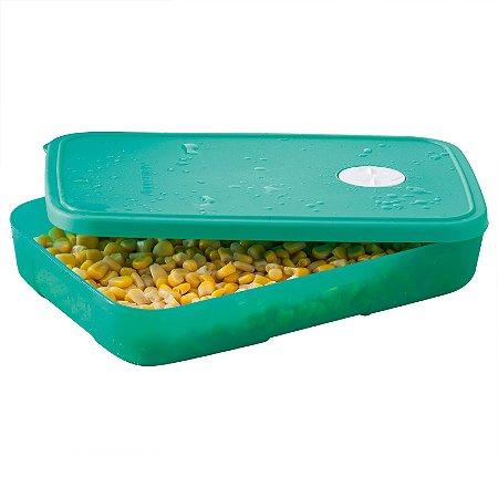 Tupperware Freezertime 550ml Verde Turquish