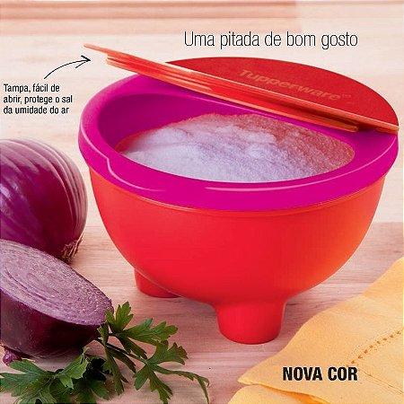 Tupperware Chef Saleiro 450 ml Vermelho