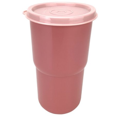 Tupperware Copo Colors 350ml Rosa Claro