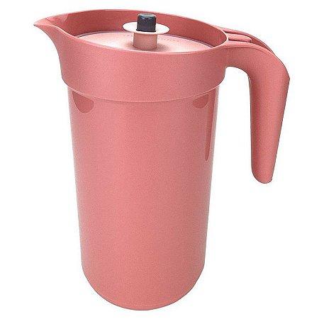 Tupperware A Jarra Colors 2 Litros Rosa Claro