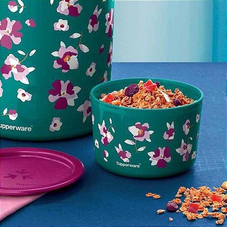 Tupperware Mini Instantânea Slim Beleza da Flora 575ml