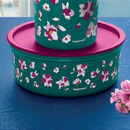 Tupperware Delicatesse Beleza da Flora 1,75 Litro