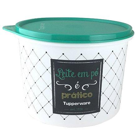 Tupperware Caixa Leite em Pó Bistrô 1,2 kg