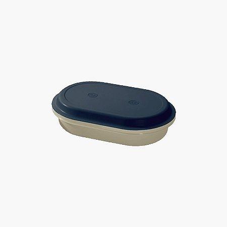 Tupperware Travessa Actualite 1,5 Litro Tampa Azul