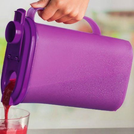 Tupperware Jarra Perfeita 1,8 litro Roxa