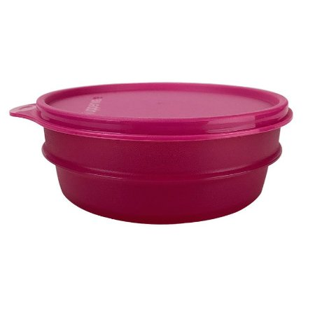Tupperware Pote Dinâmico 400ml Rosa