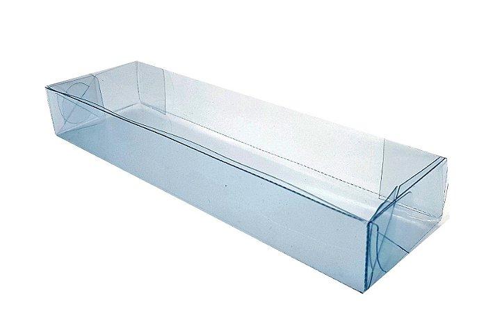 Embalagem de acetato transparente 18x5x2,5 - 20 Unidades