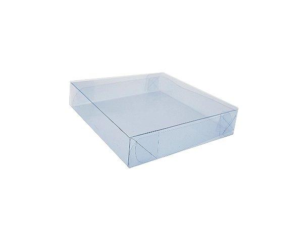 Embalagem de acetato transparente 12x12x2,5 -  20 Unidades