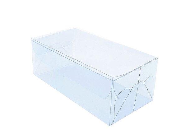 Embalagem de acetato transparente  11,5x6x4,5 - 20 Unidades