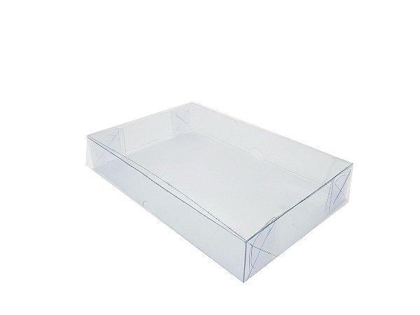 Embalagem de acetato transparente 18x12x3 - 20 Unidades