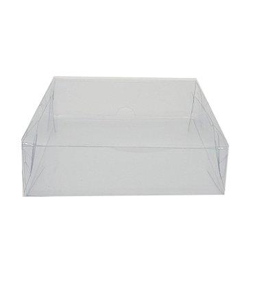 Embalagem de acetato transparente 11x8,5x3 - 20 Unidades