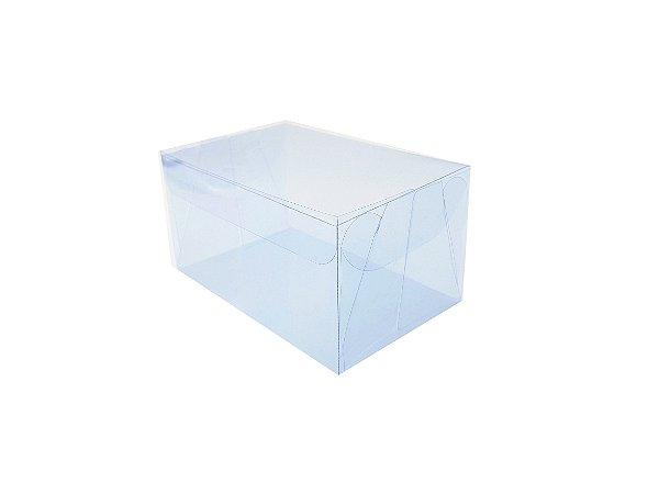 Embalagem de acetato transparente 17x11x9 - 20 Unidades