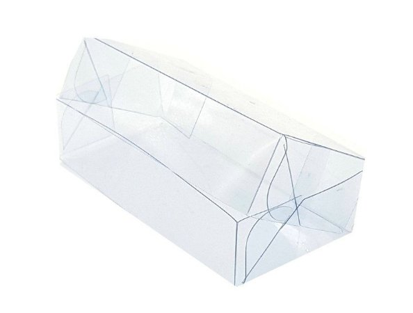 Embalagem de acetato transparente pacote c/ 10 Und.