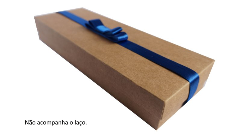 Embalagens Kraft para 12 doces  montadas pacote c/4 Unidades