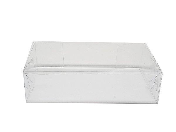Embalagens de acetato transparente ( 14 x 8,5 x 3,5) - 20 Und
