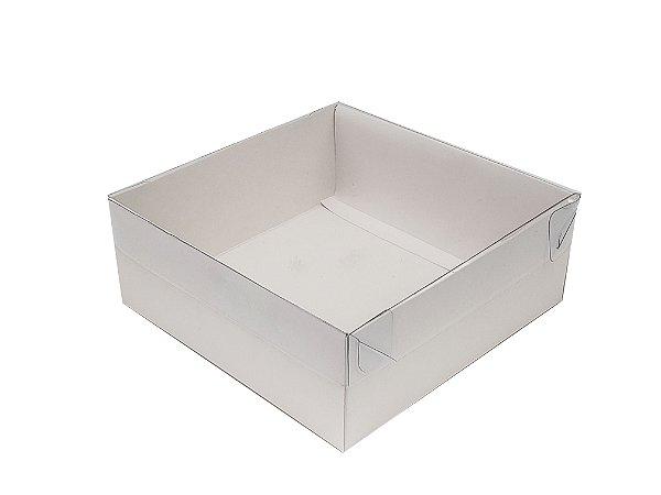 Embalagens Brancas ( 13 x 13 x 5 ) - 20 Und