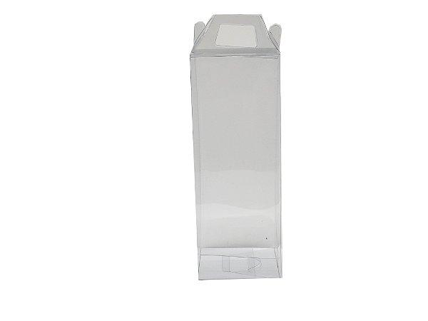 Embalagens de acetato transparente (8x8x21) pacote c/ 20 unidades