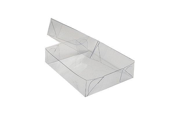 Embalagem de acetato transparente - 8x6,5x2 - pct c/20 Unidades