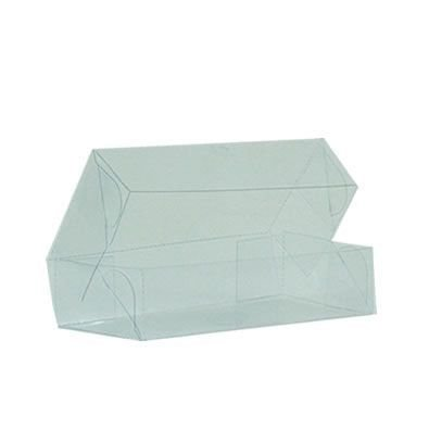 Embalagem de acetato transparente 10x5x2,5 - 550 Unidades